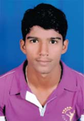 State Level Hockey Player - Balraj J., PUC